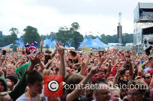 Atmosphere V Festival 2012 held at Weston Park...