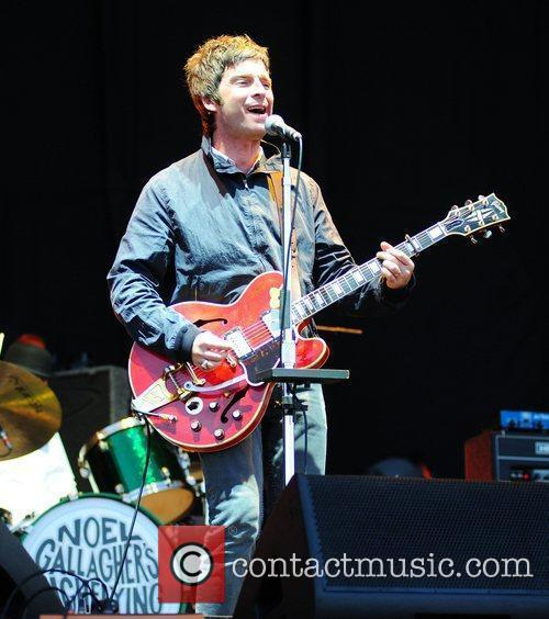 Noel Gallagher and V Festival 2