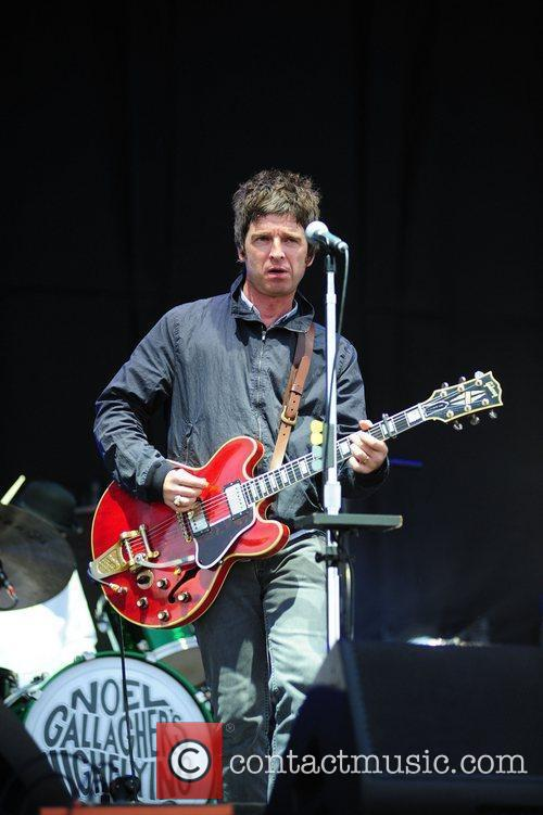 Noel Gallagher and V Festival 3
