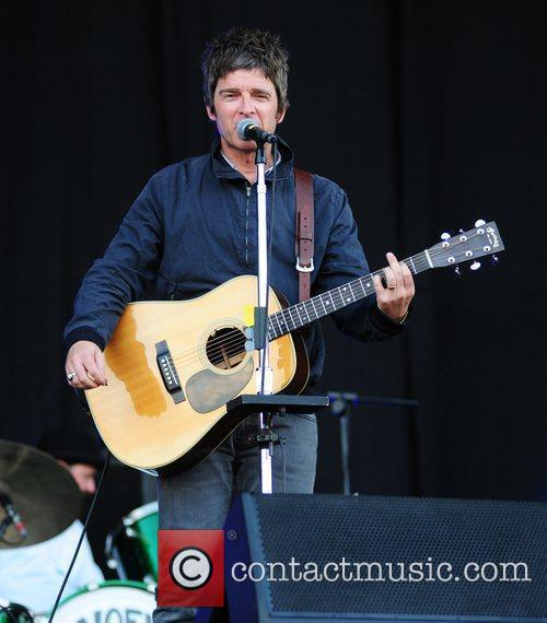 Noel Gallagher and V Festival 4