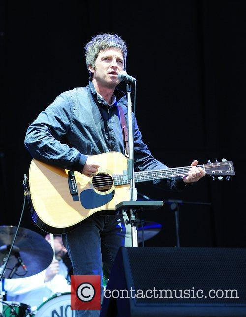 Noel Gallagher and V Festival 5