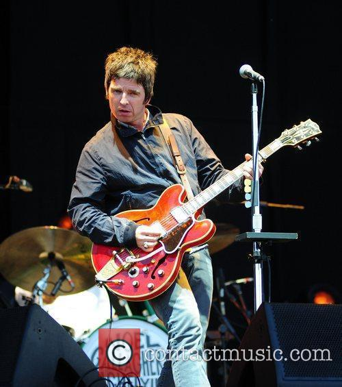 Noel Gallagher and V Festival 6