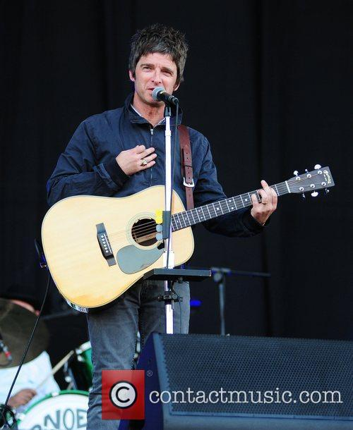 Noel Gallagher and V Festival 7
