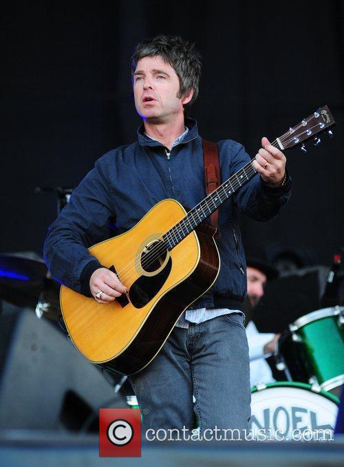 Noel Gallagher and V Festival 8