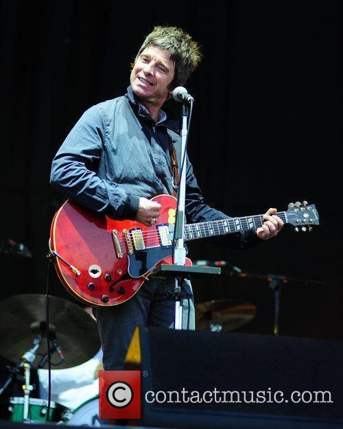 Noel Gallagher and V Festival 9