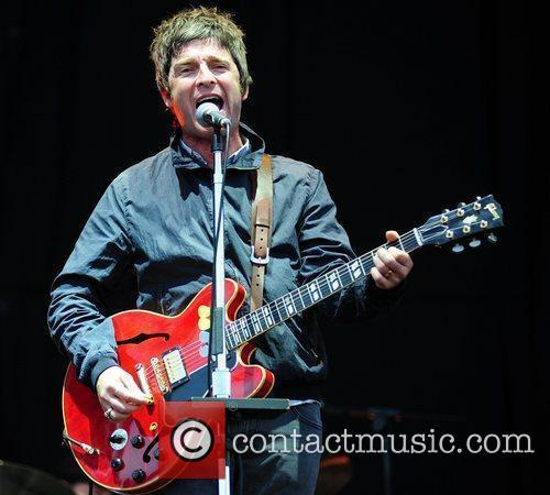 Noel Gallagher and V Festival 10