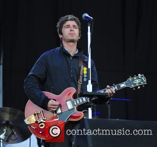 Noel Gallagher and V Festival 11