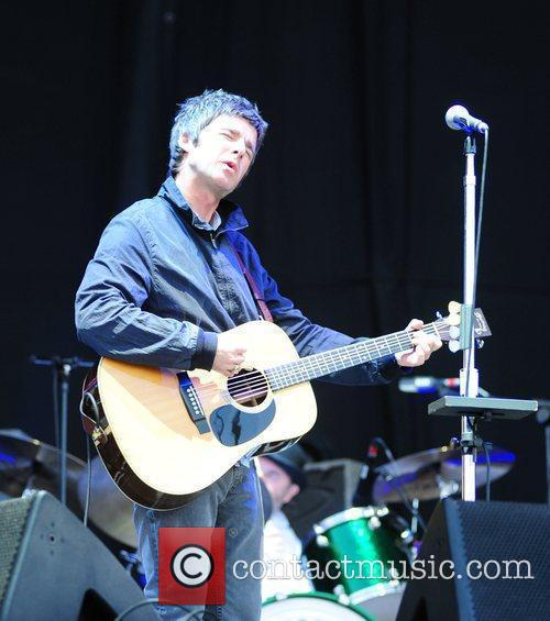Noel Gallagher and V Festival 12