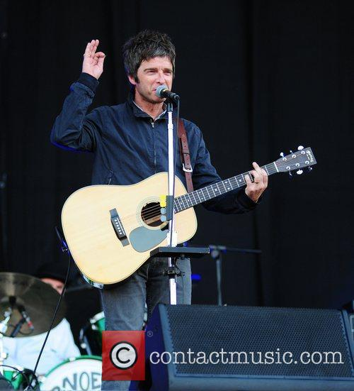 Noel Gallagher and V Festival 15