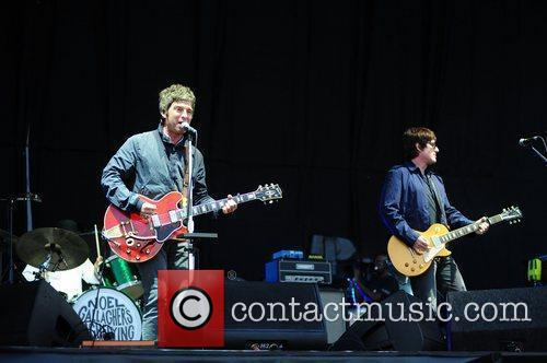 Noel Gallagher and V Festival 17