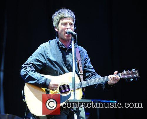 Noel Gallagher and V Festival 18
