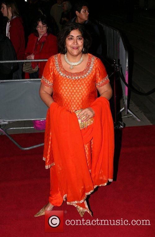 Gurinder Chadha The V&A's Hollywood Costume Exhibition Dinner...