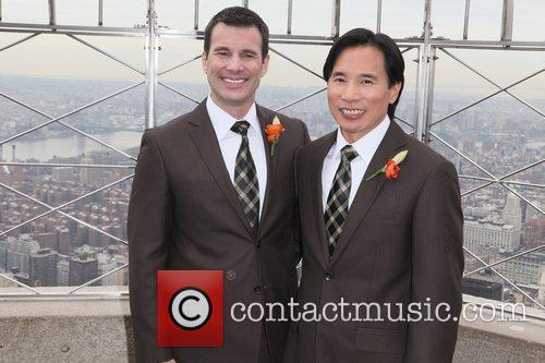 Get married at the Empire State Building on...