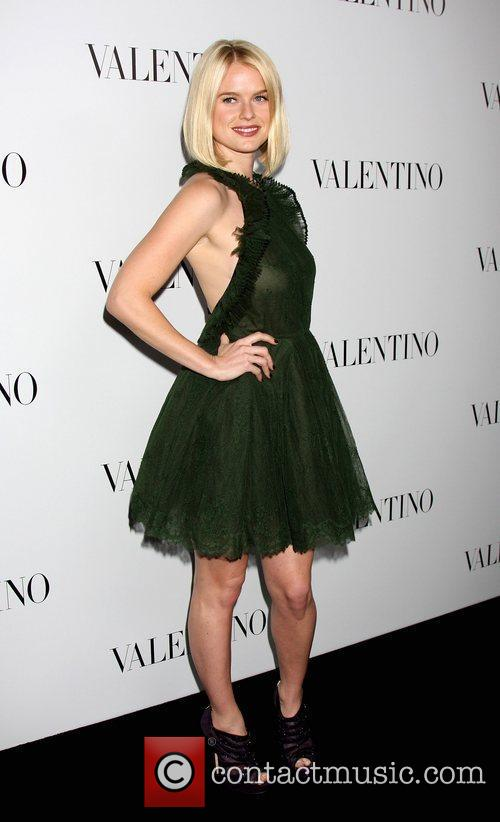 The Valentino Rodeo Drive Flagship store opening -...