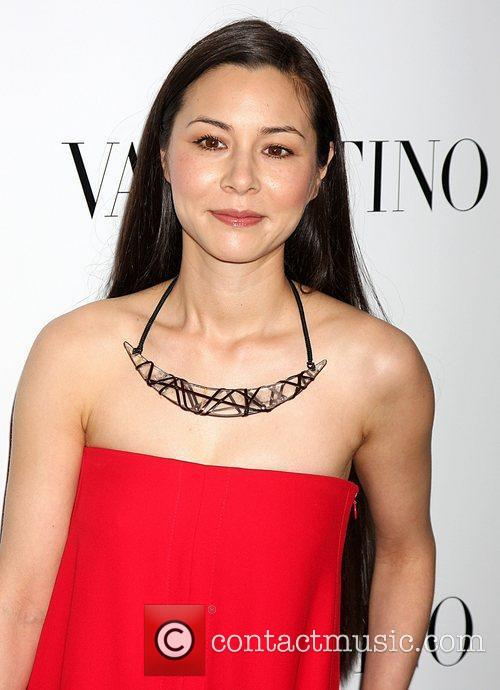 China Chow  The Valentino Rodeo Drive Flagship...