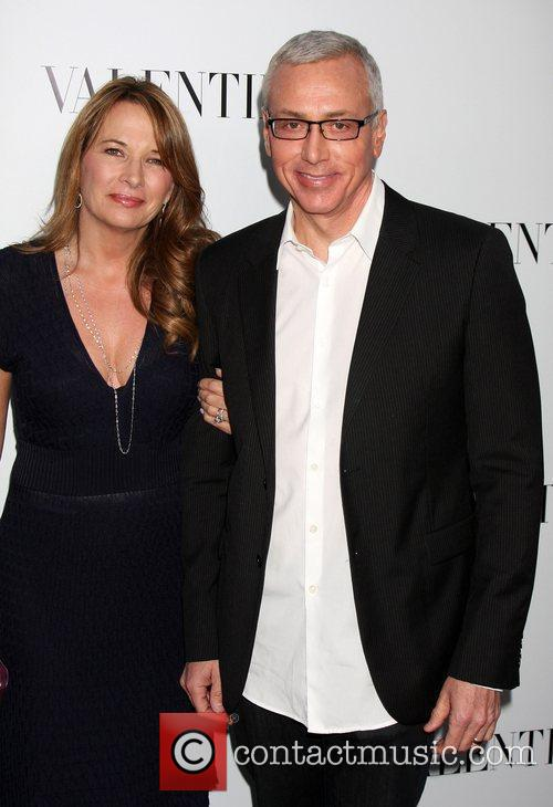 Dr Drew Pinsky  The Valentino Rodeo Drive...