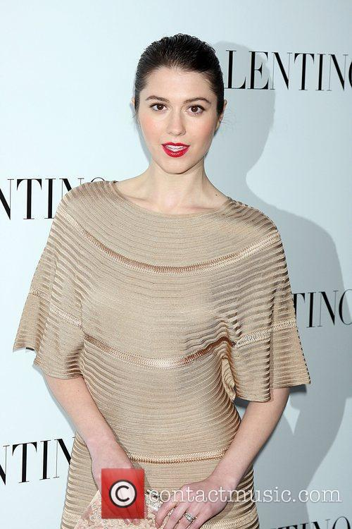 Mary Elizabeth Winstead  The Valentino Rodeo Drive...