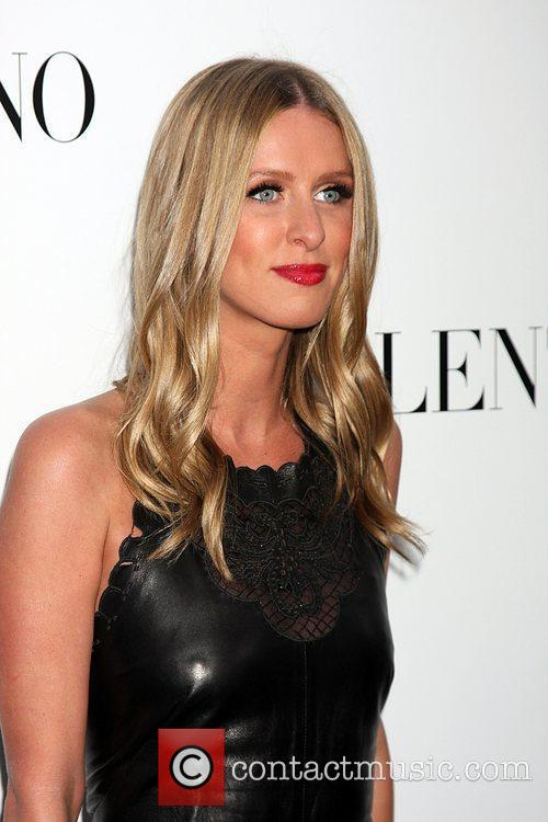 Nicky Hilton  The Valentino Rodeo Drive Flagship...