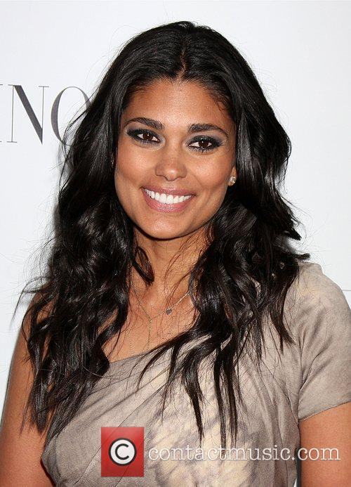 Rachel Roy The Valentino Rodeo Drive Flagship store...