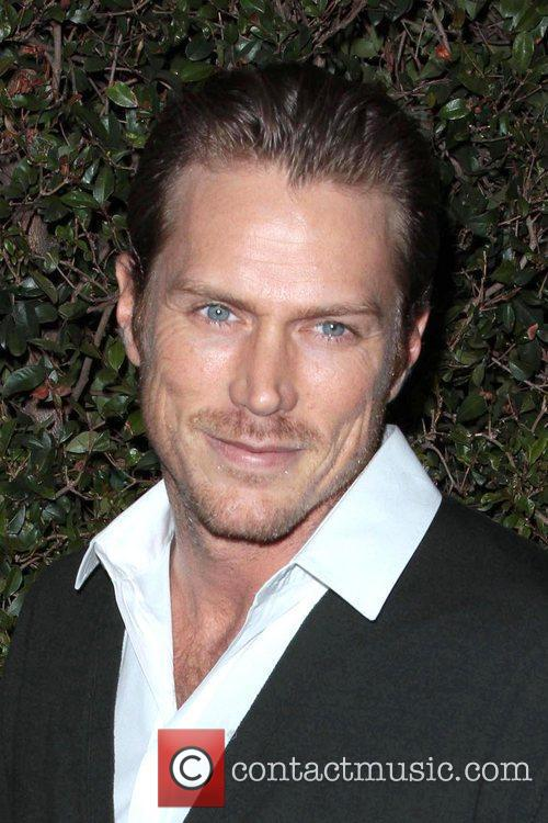 Jason Lewis The Valentino Rodeo Drive Flagship store...