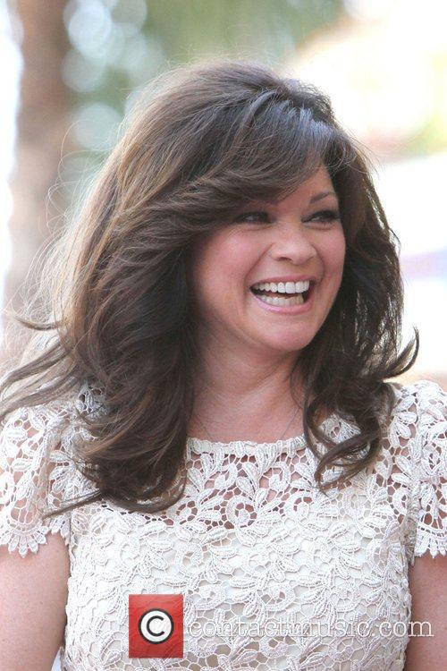 Valerie Bertinelli and Star On The Hollywood Walk Of Fame 15