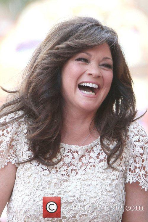 Valerie Bertinelli and Star On The Hollywood Walk Of Fame 16