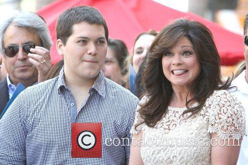 Van Halen, Valerie Bertinelli and Star On The Hollywood Walk Of Fame 6