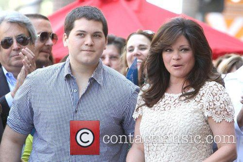 Van Halen, Valerie Bertinelli and Star On The Hollywood Walk Of Fame 7