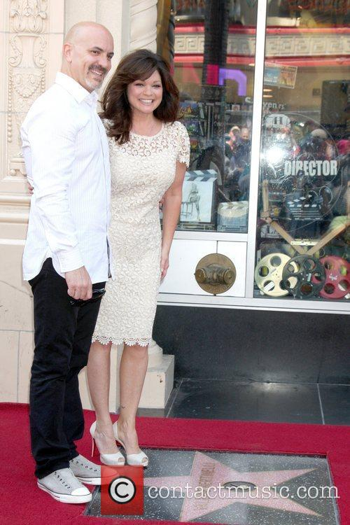 Valerie Bertinelli and Star On The Hollywood Walk Of Fame 5