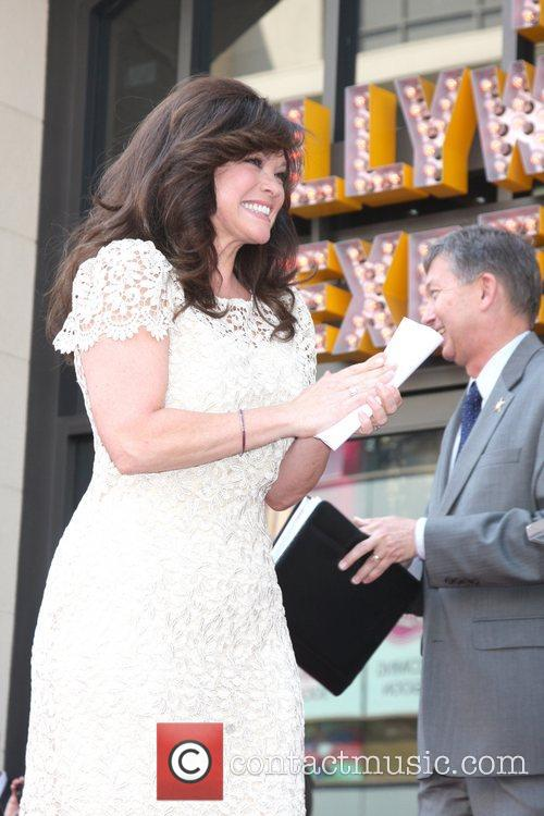 Valerie Bertinelli and Star On The Hollywood Walk Of Fame 19