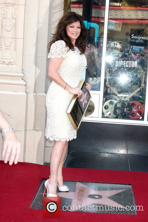 Valerie Bertinelli and Star On The Hollywood Walk Of Fame 20