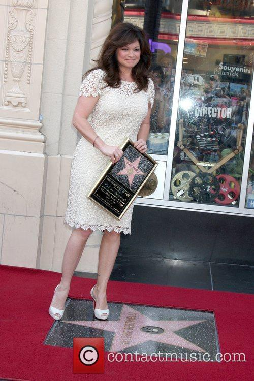 Valerie Bertinelli and Star On The Hollywood Walk Of Fame 21