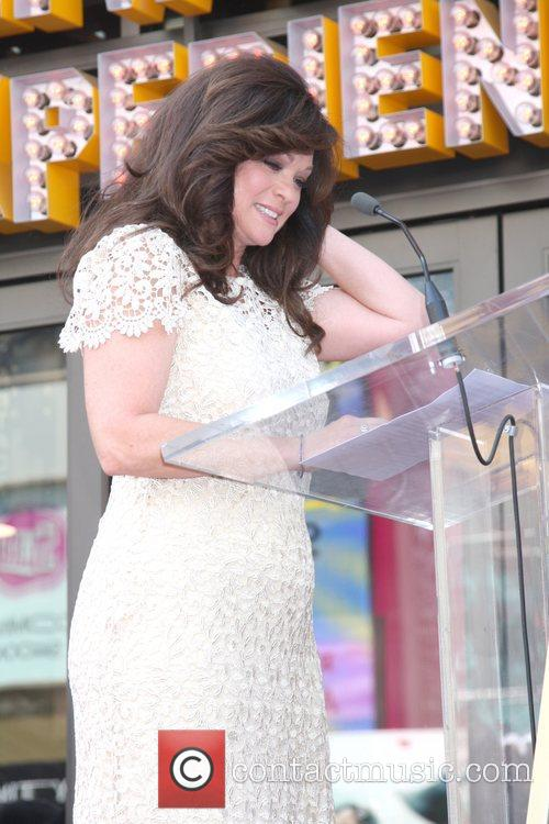 Valerie Bertinelli and Star On The Hollywood Walk Of Fame 23