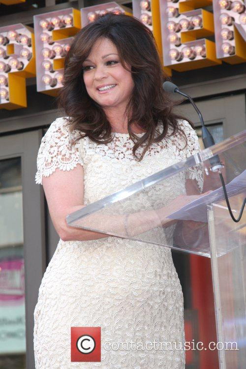 Valerie Bertinelli and Star On The Hollywood Walk Of Fame 26