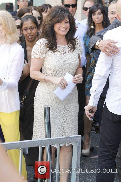 Valerie Bertinelli and Star On The Hollywood Walk Of Fame 28