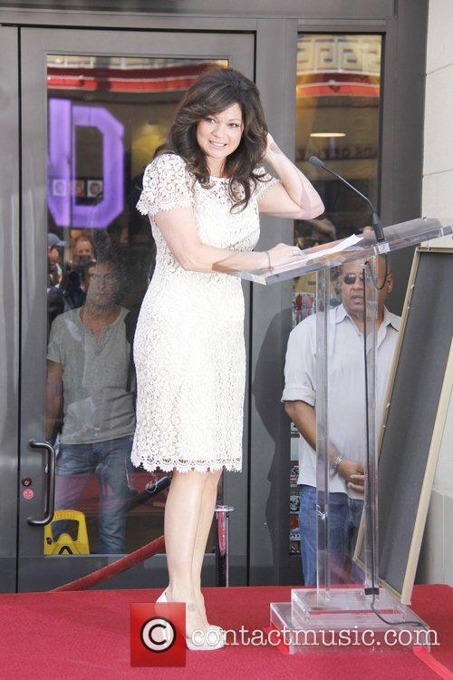 Valerie Bertinelli and Star On The Hollywood Walk Of Fame 29