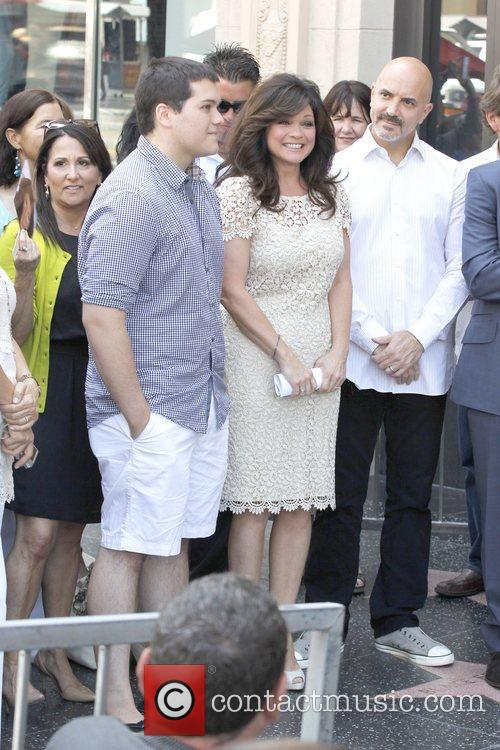 Valerie Bertinelli, Van Halen and Star On The Hollywood Walk Of Fame 4