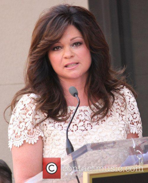 Valerie Bertinelli and Star On The Hollywood Walk Of Fame 6