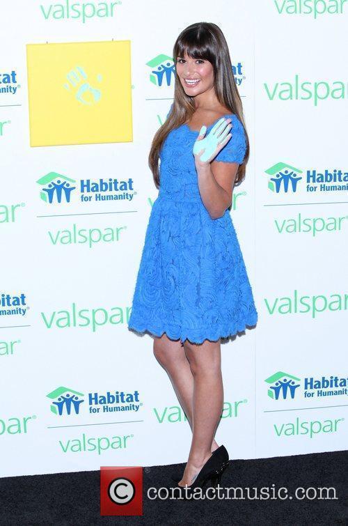 Lea Michele 18