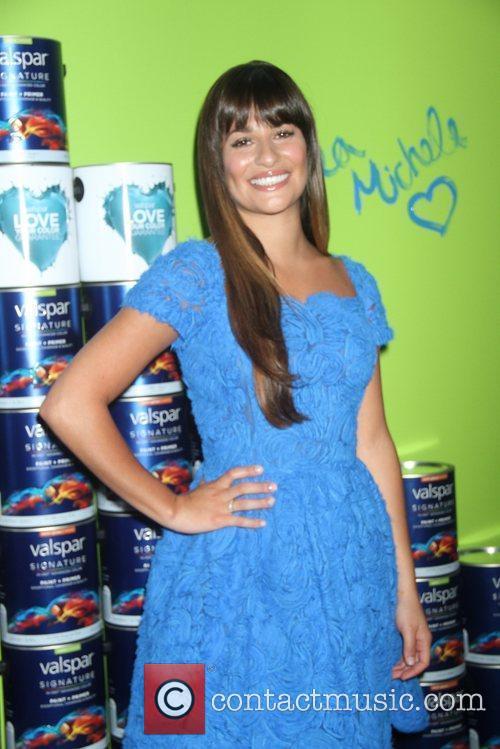 Lea Michele 40
