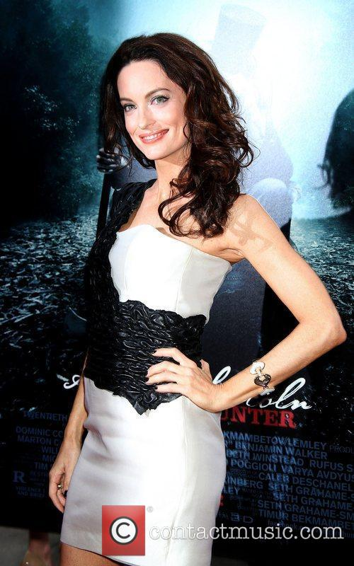 Alex Lombard,  at the premiere of Abraham...