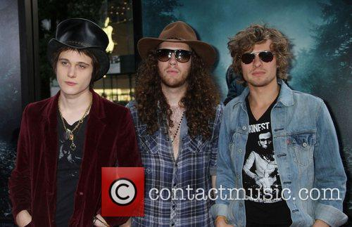 Tyler Bryant and the Shakedown,  at the...