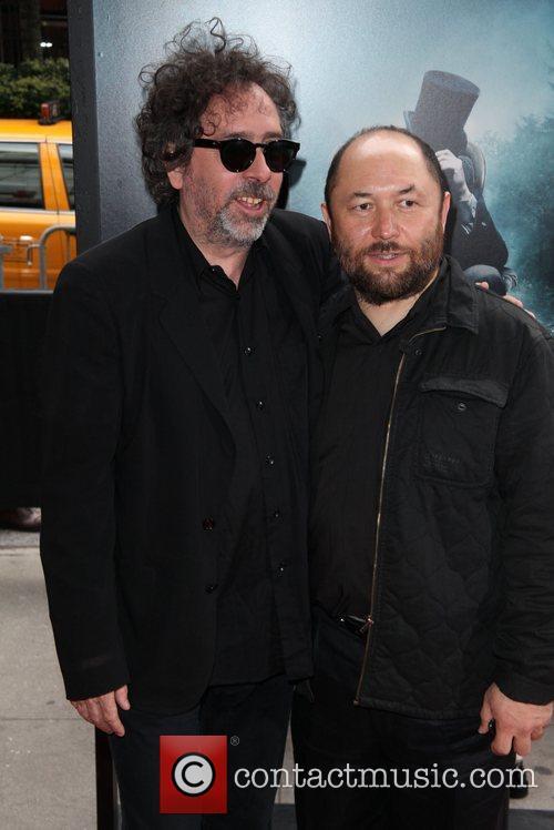 Tim Burton and Timur Bekmambetov