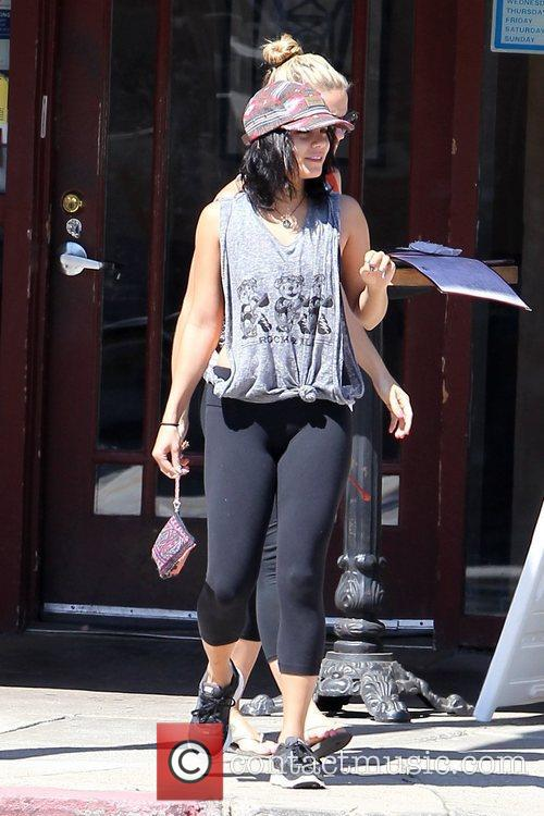 Vanessa Hudgens and Studio City 3