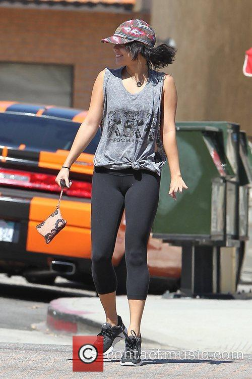 Vanessa Hudgens and Studio City 6