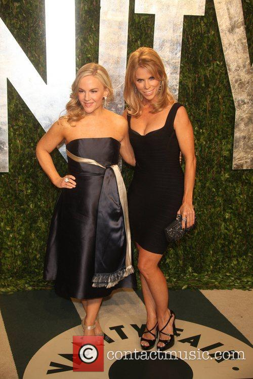 Cheryl Hines and Rachael Harris 4