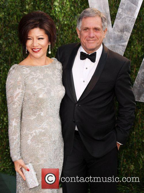 Julie Chen and Les Moonves 2