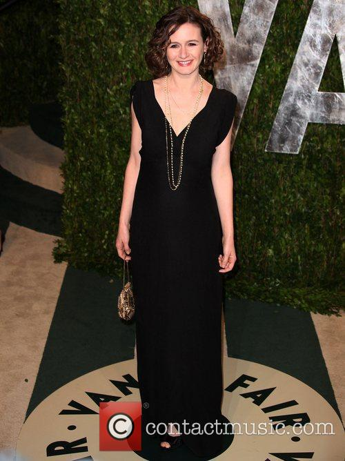 Emily Mortimer 2012 Vanity Fair Oscar Party at...