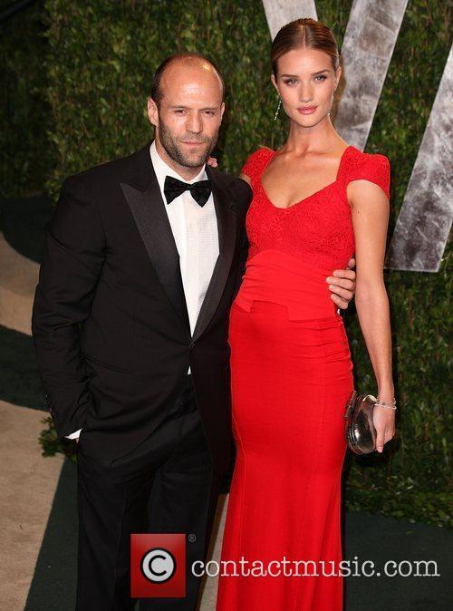 Jason Statham and Rosie Huntington-whiteley 2