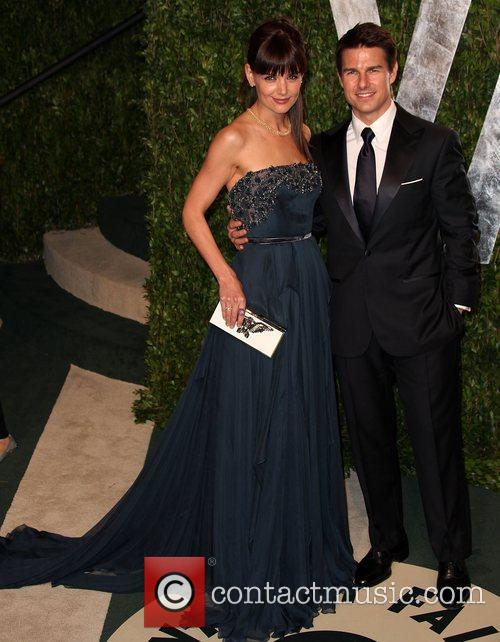Katie Holmes and Tom Cruise 2
